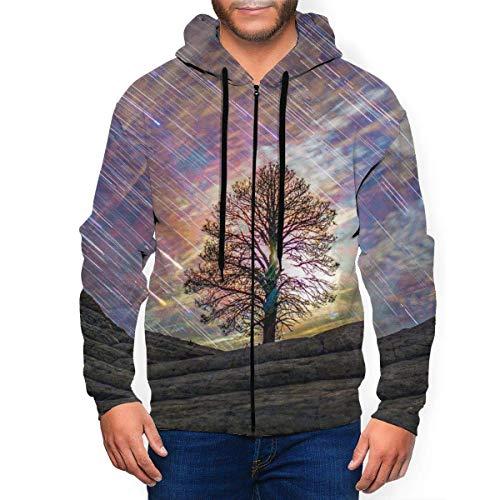 Hangdachang Árbol de la Vida Vermilion Cliffs National Monument - Sudadera con capucha para hombre