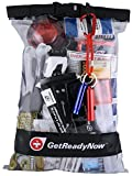 GETREADYNOW Emergency Survival Car Kits (Deluxe)
