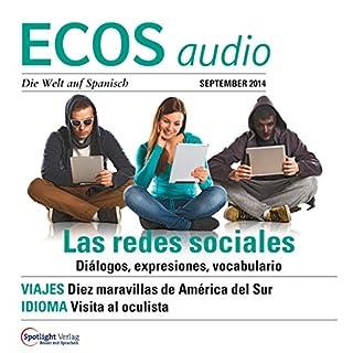ECOS audio - Las redes sociales. 9/2014 Titelbild