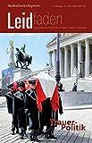 TrauerPolitik - Verluste gestalten: Leidfaden 2019, Heft 3 - Christian Metz
