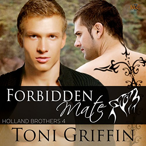 Forbidden Mate audiobook cover art