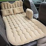 Cama de viaje Coche inflable colchón de la cama universal for la parte posterior del asiento multifuncional cojín del sofá amortiguador del camping al aire libre Saco de dormir Cojín 5-19