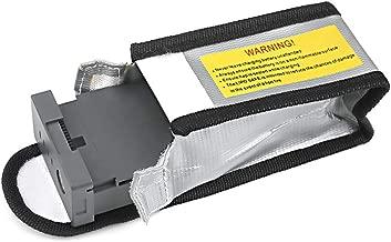 BonFook Battery Safe Bag for DJI RoboMaster S1 Storage Protective Bag Fireproof Explosionproof