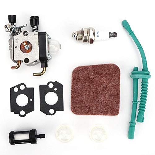 NATRUSS Carburador, reemplazo de carburador Resistente al Desgaste Profesional de Metal Duradero, confiable para STIHL