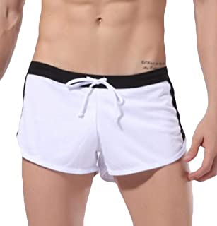 Men's Summer Shorts Fitness Bodybuilding Fashion Casual Short Pants