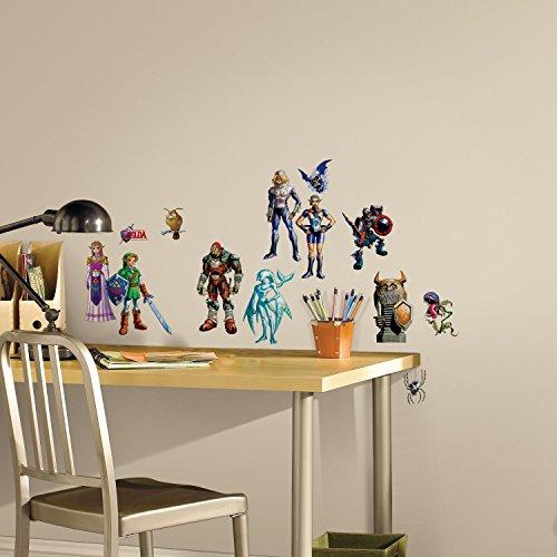 RoomMates 54112 Zelda Ocarina of Time 3D