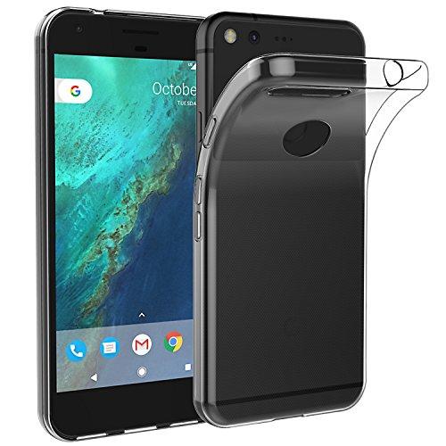 "Google Pixel 5.0"" Custodia, EasyAcc Morbido TPU Cover..."