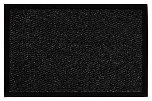 51j6WhP6KfL - andiamo Fußmatte Easy, Farbe:Anthrazit, Größe:90 x 150 cm