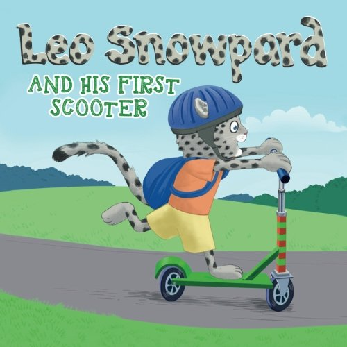 Leo Snowpard and his first scooter (Paperback, GBP): Leo Snowpard and his first scooter (Paperback, GBP)