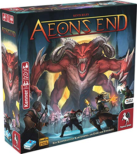 Pegasus Spiele 57312G - Aeon´s End (Frosted Games)