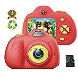 Best Digital Camera For Kids Waterproofs - Kids Camera for Girls or Boys - Shockproof Review