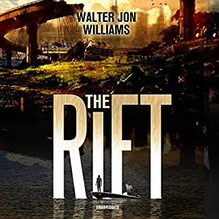 The Rift audiobook cover art