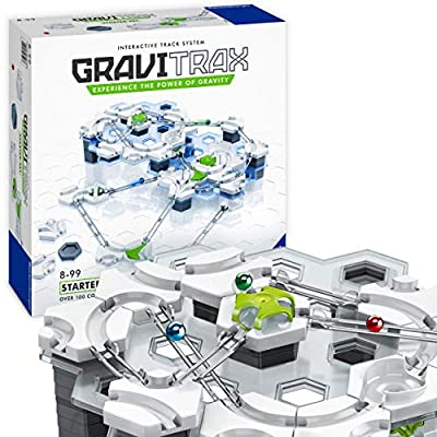 GraviTrax Starter Set - Marble Run & Construction Toy for Kids age 8 years and up - English Version from Ravensburger