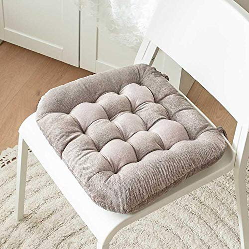 XM&LZ Hip Pad Breathable Stitching Seat Cushion,Household Seat Cushion,Thickened Chair Cushion,Chair Pads for Office Dining Room