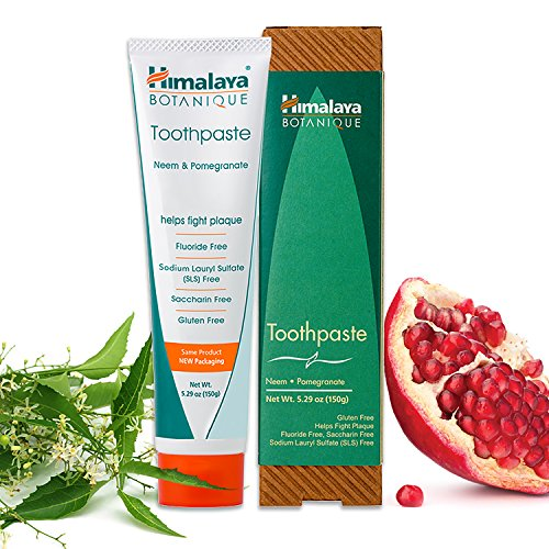Himalaya Herbal Healthcare Neem & Pomegranate Toothpaste