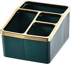 Valink Pilot organizer, cztery komórki zdalne sterowanie pudełko do przechowywania na biurko artykuły pa pudełko kosmetycz...