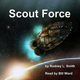 Scout Force audiobook cover art