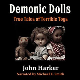 Demonic Dolls cover art
