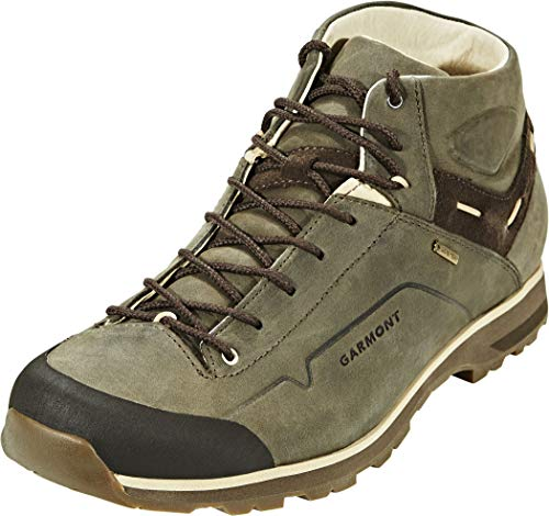 GARMONT MIGUASHA NUBUCK GTX Chaussures de trekking vert / beige olive goretex