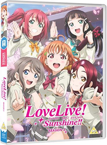 Love Live! Sunshine!! Season 2 Standard [DVD]