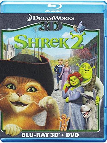 Shrek 2(+DVD) [Italia] [Blu-ray]