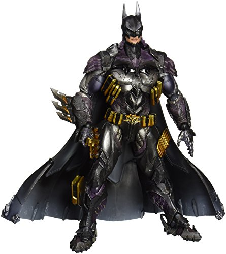 Square Enix Batman Armored Variant 'DC Comics' Play Arts -KAI- Action Figure
