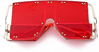 النظارات الشمسية مربع WEIJIANGBEI ساحة المرأة المتضخم الرجال نظارات شمسية نظارات المرأة