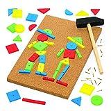 Baker Ross- Kit para Crear Decoraciones con Martillo (Pack Individual) -Manualidades Infantiles