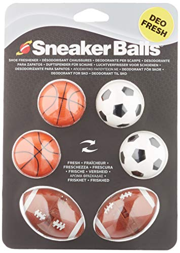 Sof Sole SofSole SneakerBalls SportBall Shoe Deo Desodorante de zapatos, Multicolor (Mixed), Talla Única