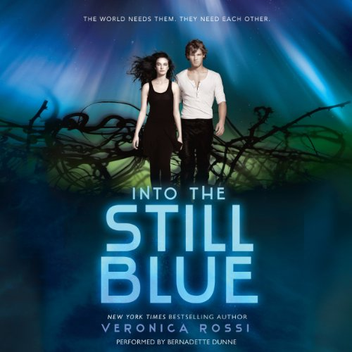 Into the Still Blue audiobook cover art