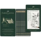 Faber Castell 9000 - Set de 12 lápices para dibujo técnico