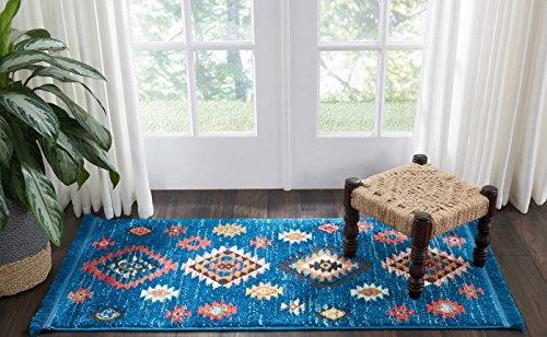 Marca de Amazon - Movian Matevir, alfombra rectangular, 129,5 de largo