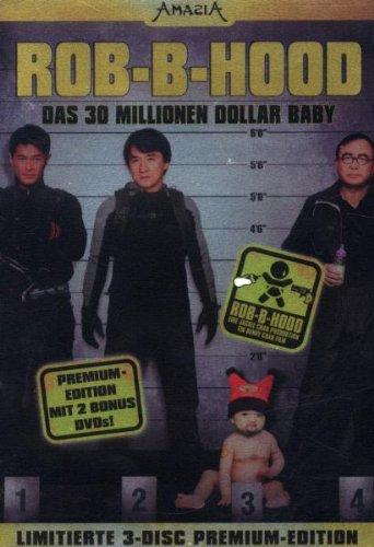 Rob-B-Hood - Das 30 Millionen Dollar Baby (Premium Edition) [3 DVDs] [Limited Edition]