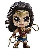Hot Toys HTCOSB392 DC Comics - Figura de la Liga de la Justicia Wonder Woman Cosbaby