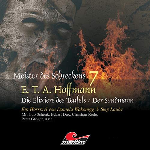 Die Elixiere des Teufels / Der Sandmann audiobook cover art