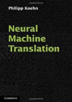 Neural Machine Translation Front Cover