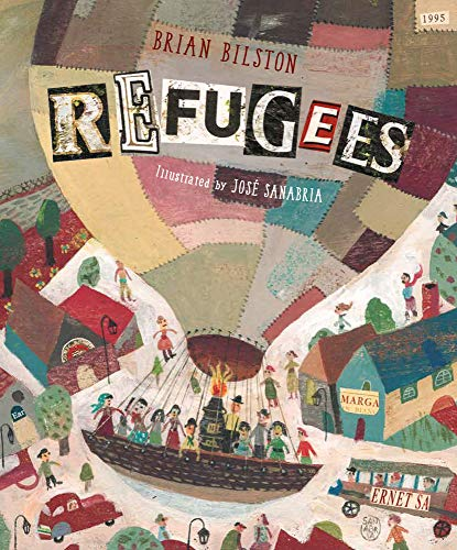 Refugees by Brian Bilston and José Sanabria
