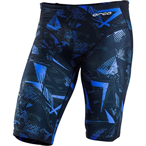 ORCA Core Jammer Herren schwarz/blau Größe L 2021 Badehose