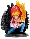 M-Answer Anime One Piece, Chibu Kaido, Flamingo, Corason Evil Charm Little Phoenix Decoration