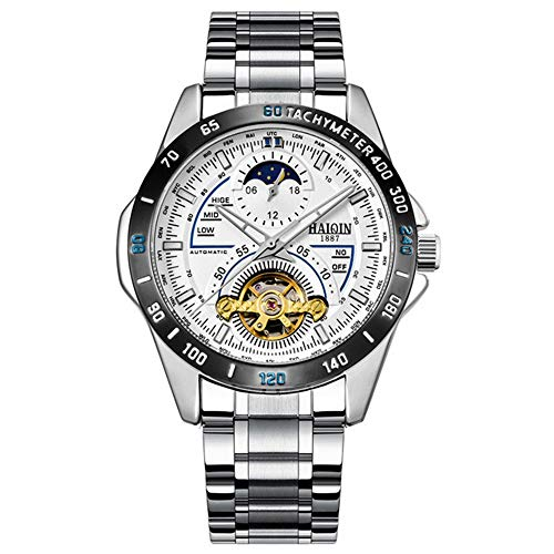 Relojes de Hombre/Hombre Relojde primeras Marcas Hombres Relojde Pulsera Militar Militar a Prueba de Agua para Hombre Tourbillon Relojhombre