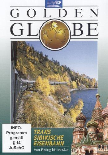 Transsibirische Eisenbahn - Golden Globe (Bonus: St. Petersburg)