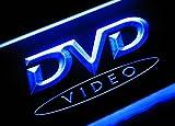DVD Video NEON Neonschild LED Neu Schild Heimkino THX DTS Dolby Digital