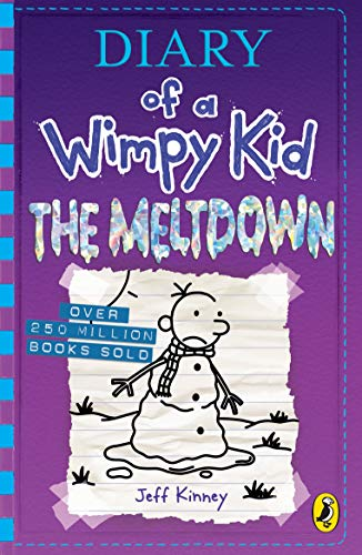 Diary Of A Wimpy Kid. The Meltdown: 13 (Diary of a Wimpy Kid 13)