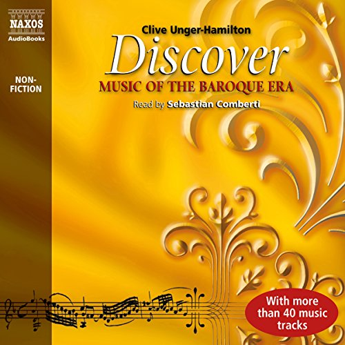 Discover: Music of the Baroque Era audiobook cover art