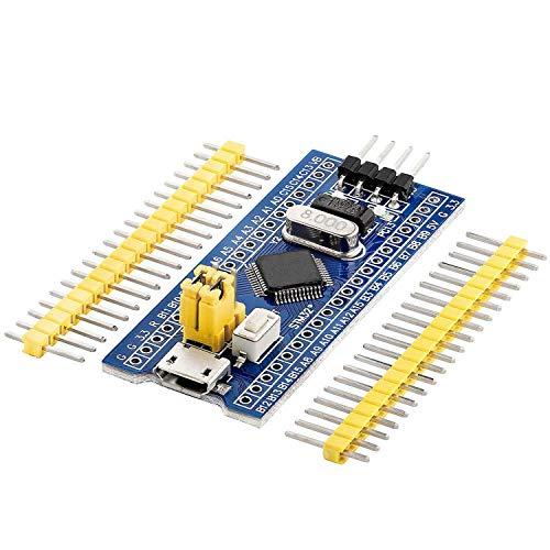 AZDelivery Module de carte de développement STM32 Development Board Module avec processeur ARM Cortex M3 incluant un E-Book !