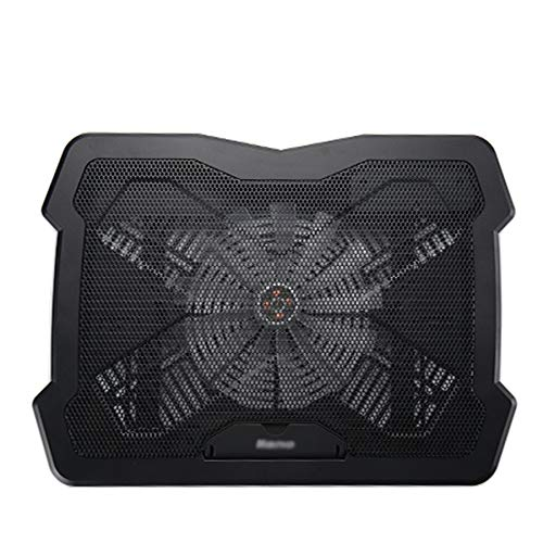 Xbd Laptop Cooler,Gaming Laptop Cooling Pad,Laptop Cooler Stand/Height Adjustable/Full Surround RGB Lighting,suitable For 17-inch And Below Laptops
