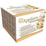 Applaws cibo in scatola per gatti, pollo, 12x 70g