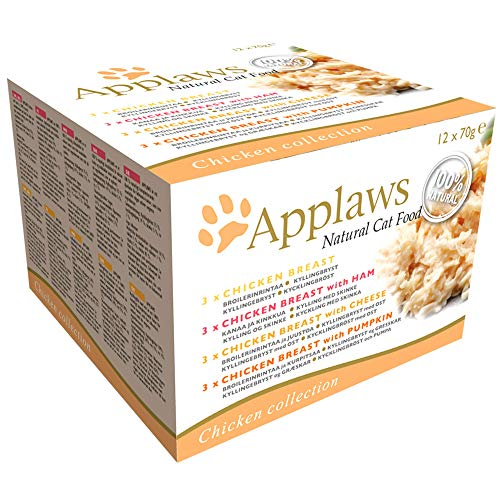 Applaws Huhn Selection Multipack 12x70g 12x70g
