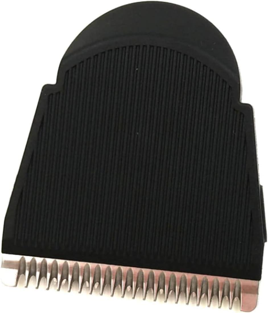 WuYan Cabezal de corte de pelo de repuesto compatible con Philips QC5510 QC5530 QC5550 QC5560 QC5570 QC5580 Cortadora de cuchillas Cortadora de afeitar Accesorios universales