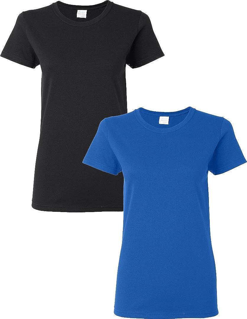 Gildan Ladies Heavy 100% Cotton T-Shirt